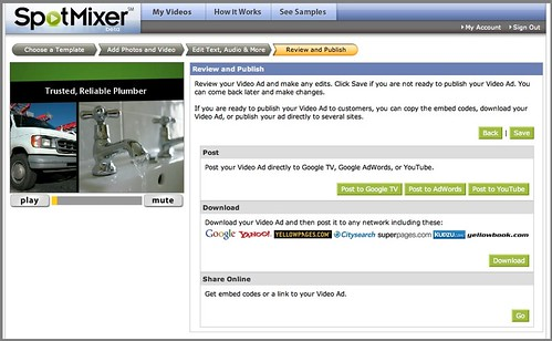 SpotMixer Google Distribution