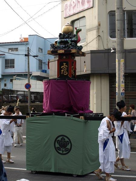 2008年 八戸三社大祭 お通り 10