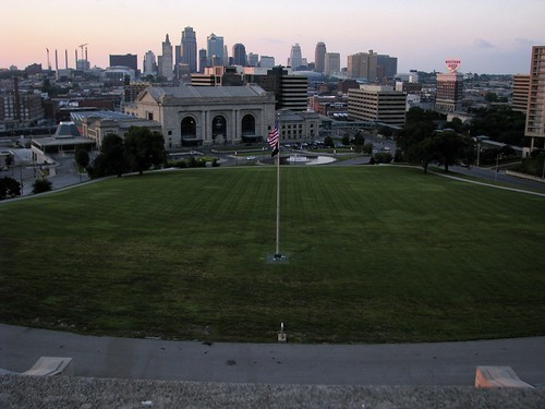 KCMO from Liberty Memorial