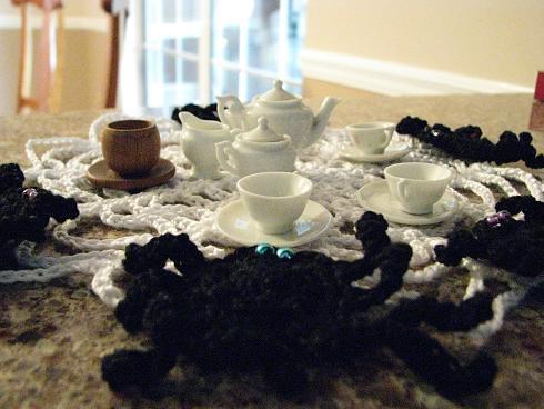 Spider tea 2