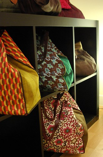TEMOA - sacs en soie et coton, La Vie Devant Soie