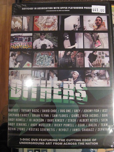 dithers dvd