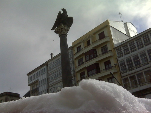 Plaza de Sto. Domingo, Lugo