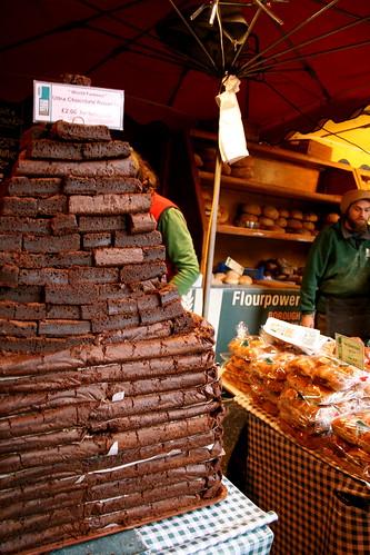 Giiiiiaaannnntttt stack of Brownies