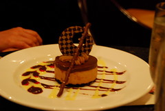 Gigi's dessert at Longboat Key Club