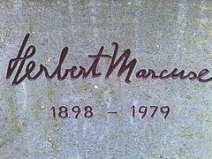 Herbert Marcuse's Gravestone, Berlin