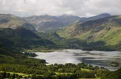 Derwent Water from Latrigg