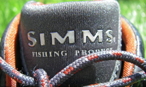 Simms Boot Tongue