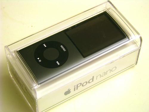4G iPod nano