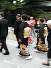 Kamakura, traditional wedding, mothers-in-law