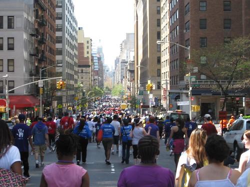 MOD walk 2009 NYC by you.