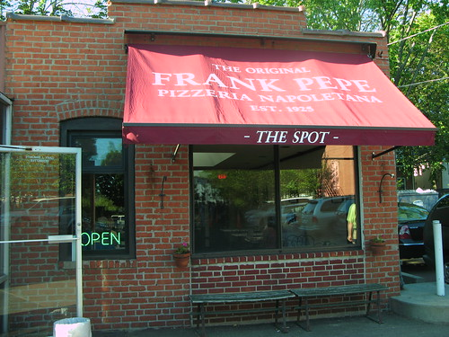Frank Pepe Pizza Napoletana, New Haven CT by you.