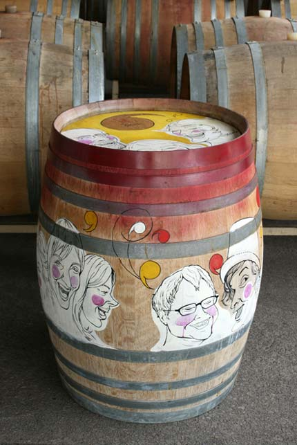 whole barrel