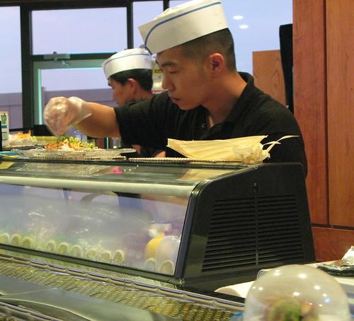 Sushi Cruise, Edgewater NJ by you.