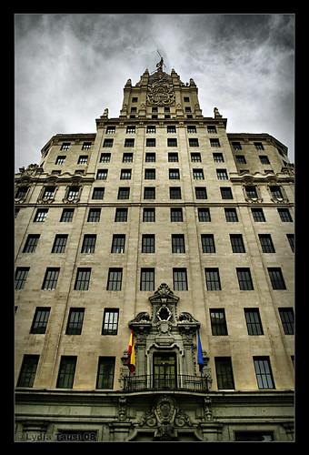 Edificio telefónica (by Lydia Tausi)