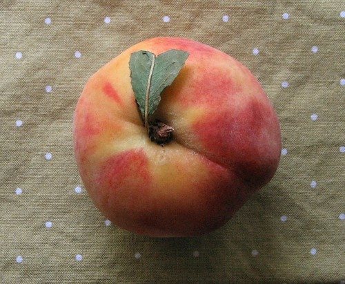 Jersey Fresh Peach