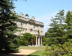 Back of Exbury House