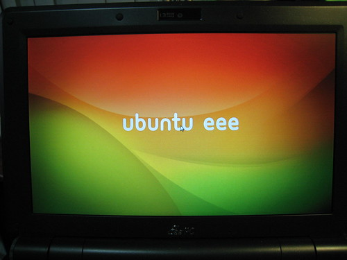 Ubuntu eee桌布+開機畫面
