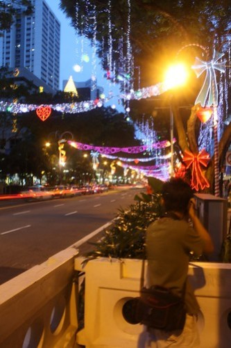 [S'pore Training] Street View
