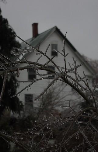 December in Maine