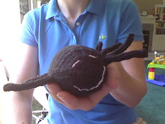 Knit Spider
