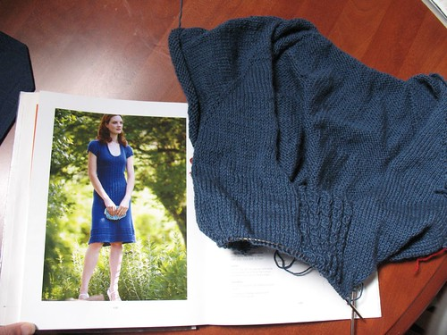 WIP: Saturday in the Park Perfect Dress