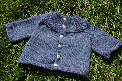 Connor's Sweater
