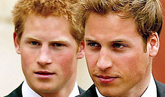 Who is hotter? Prince Harry or Prince William?