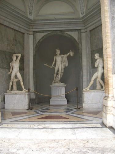 Perseus, slayer of Medusa