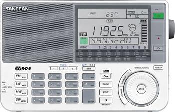 Sangean ATS909X Multiband Receiver