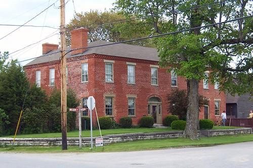 Elias Conwell House, Napoleon, Indiana