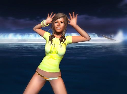 Twosome Surfgirl