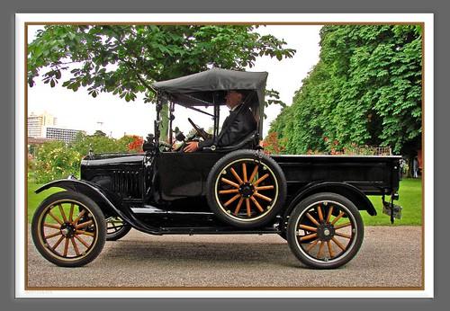 Retro Classics meets Barock 2008 - Ford T -