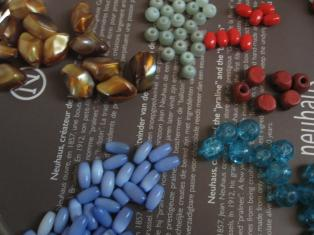Beads for SM