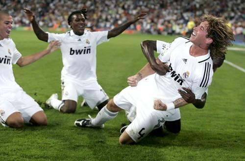 Campeones de la Supercopa de España 2008