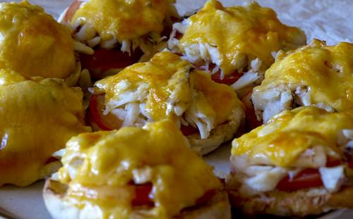 Crab Sandwich Things!