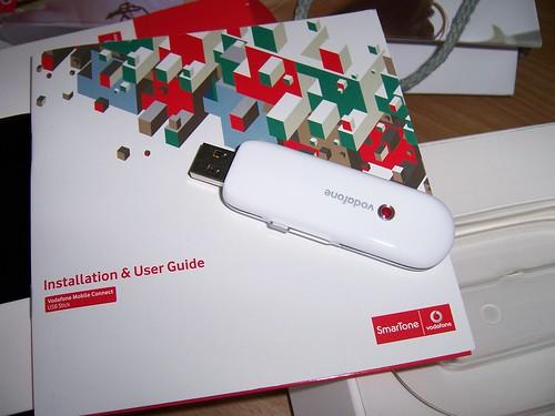Smartone-Vodafone HSPA modem