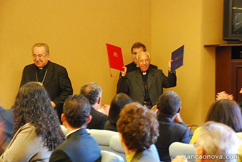 Reconhecimento Pontificio por Canção Nova.