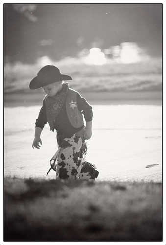 Cowboy Walkin'