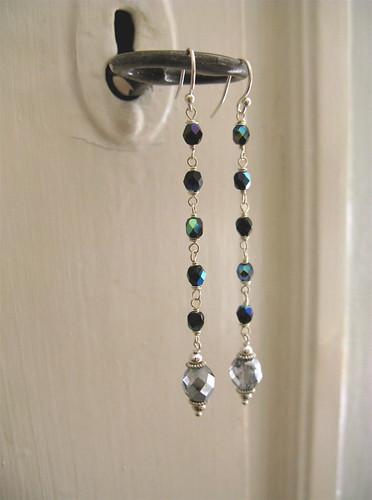 Le Concert au Salon earrings