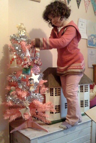 First Christmas Tree 2008