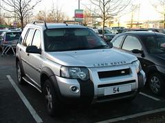 2004 Freelander