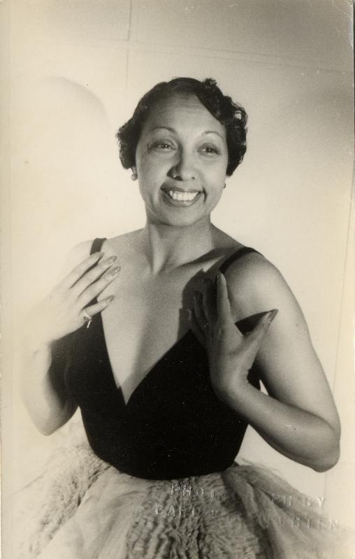 Josephine Baker, 1949