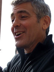 George Clooney @ The Westin Poinsett Hotel, Gr...
