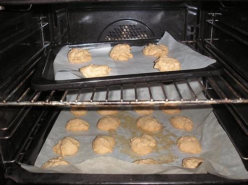 Healthy halva cookies