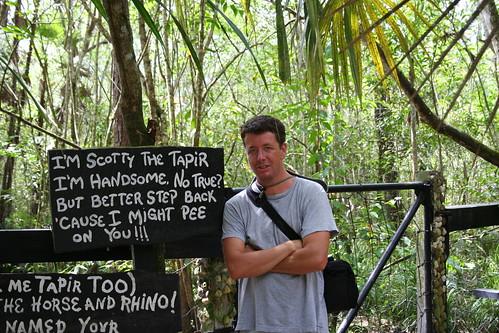 Scotty Belize Zoo