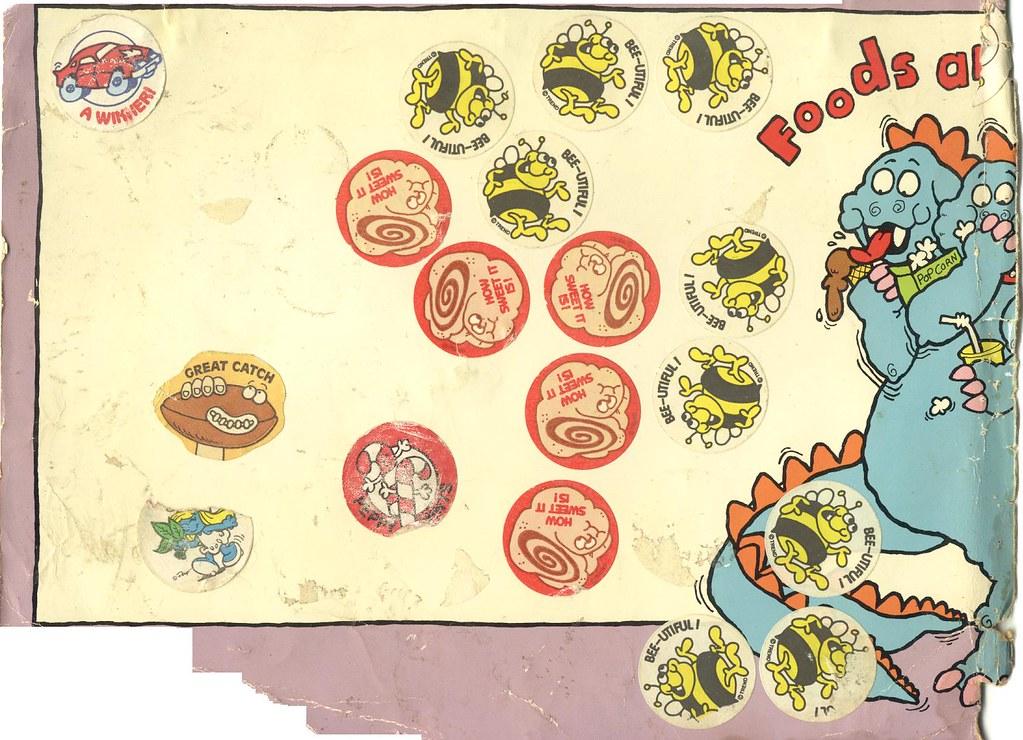 Sticker Page 6a