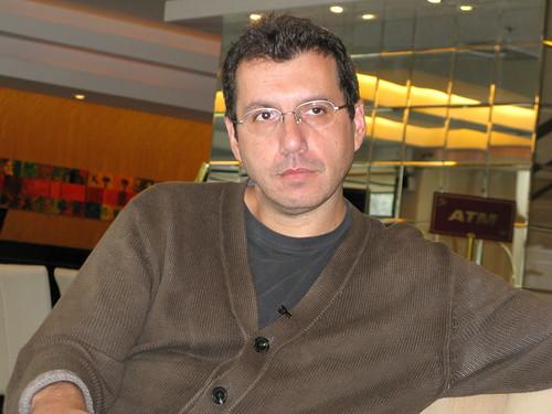 Entrevista a Alberto Fuguet