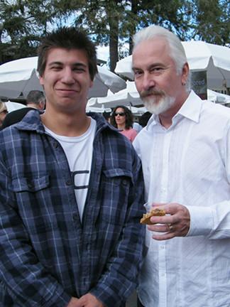 Cody and Rick Baker, MyLastBite.com