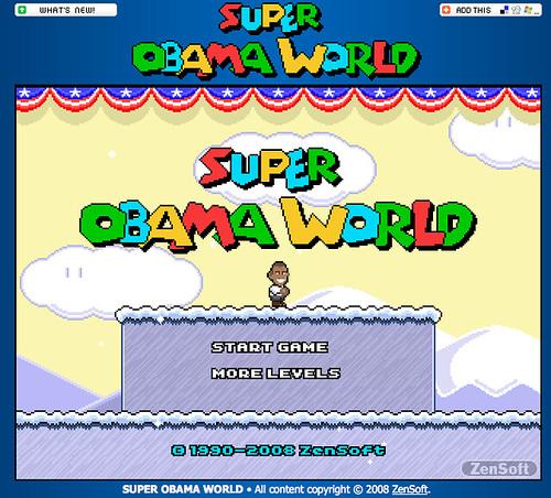 Super Obama World - 1